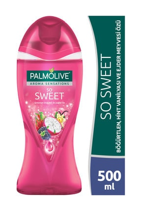 Palmolive Aroma Sensations So Sweet Şımartan Duş Jeli 500 ml 0