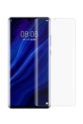 Microcase Huawei P30 Pro Full Ekran Koruma Curved 3d Pet Film 0