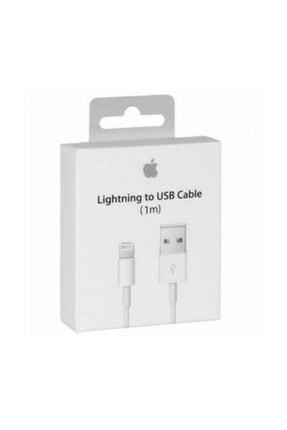 Apple Iphone Lightning 1 Metre Şarj Kablosu Ve Başlık Orijinal 1