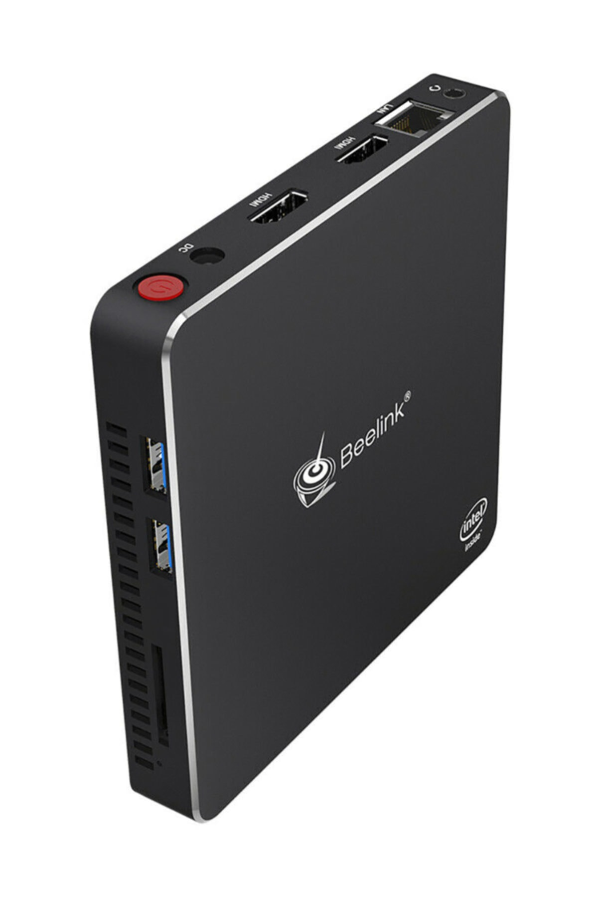Gemini T34 - 128 Gb Ssd Depolama - 8 Gb Ram Mini Pc