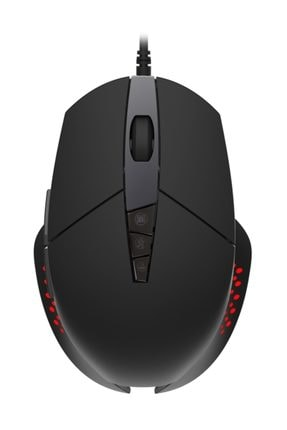Rampage Smx-r23 Crow 12000dpı Optik Usb 2.4g 8 Tuş Rgb Siyah Gaming Mouse 0