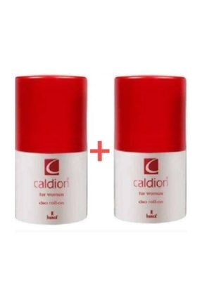 Caldion Bayan Rolon Deo 50ml Roll On X 2 Adet 0