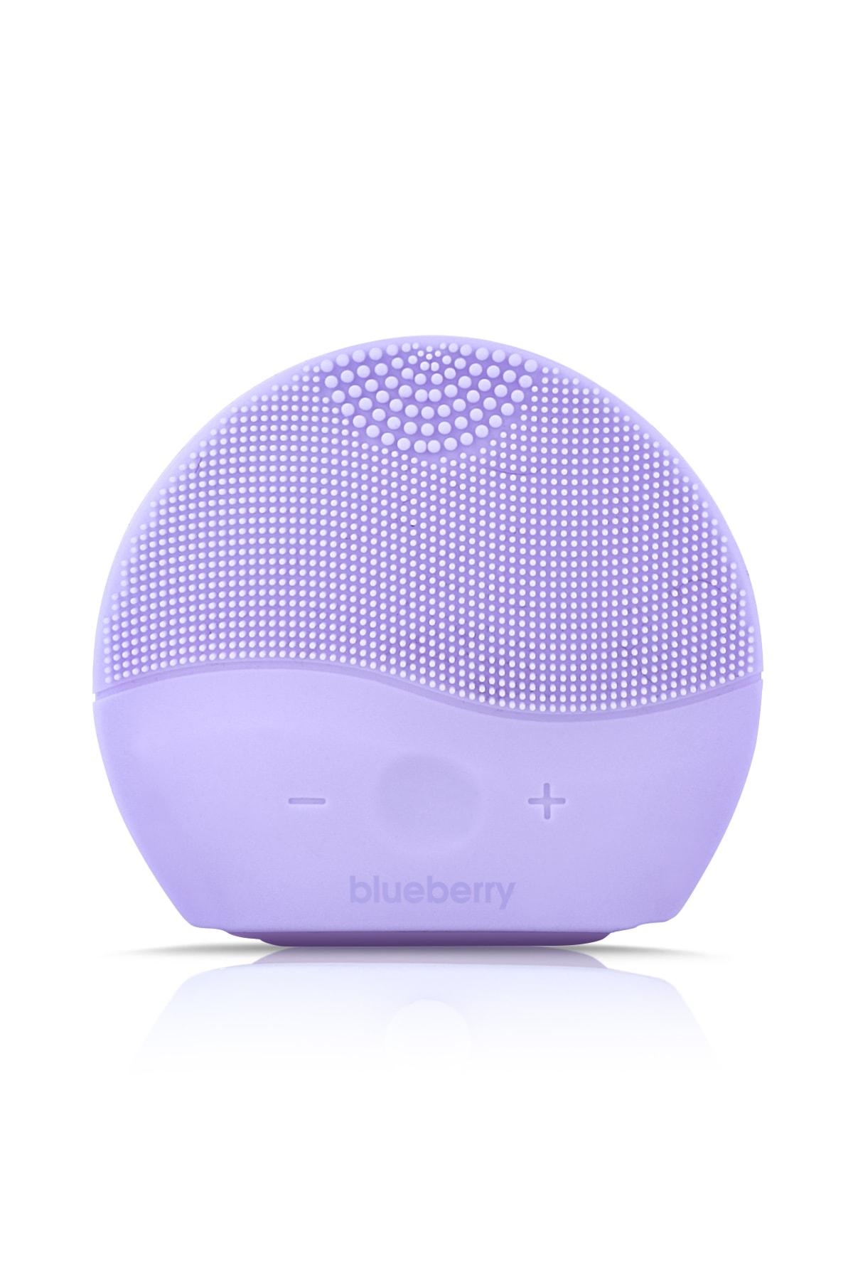 Blueberry Pure Sonic Yüz Temizleme Cihazı Mor 8682367025937 0