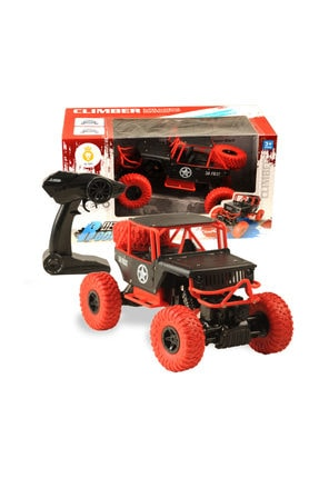 BEREN 1:14 Rock Defender Off Road 2.4ghz 4x4 U/k Buggy Jeep -Dağda, Çölde, Kayalıklarda Giden Rock Crawler 1