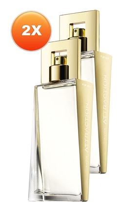 Avon Attraction Kadın Parfüm Edp 50 ml 2'li Set 5050000102650 0