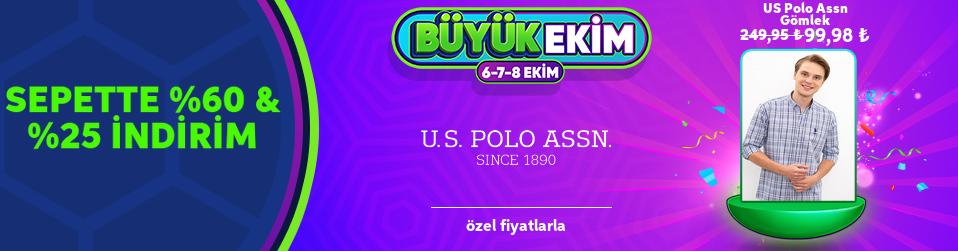 U.S. Polo Assn. - Kadın & Erkek & Çocuk Tekstil