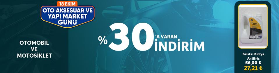 Otomobil ve Motosiklet Ekim Fırsatı