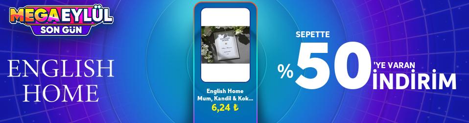 English Home - Sepette %50 varan İndirim   Online Satış, Outlet, Store, İndirim, Online Alışveriş, Online Shop, Online Satış Mağazası