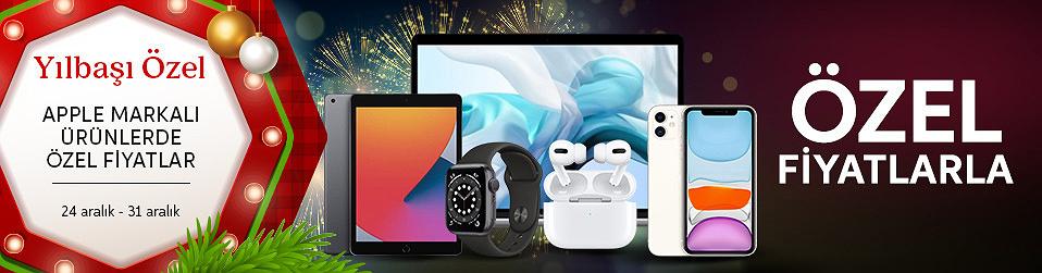 Apple Markalı Ürünlerde Sepette %3 İndirim