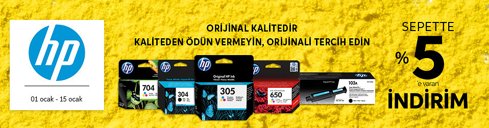 HP - Kartuş   Online Satış, Outlet, Store, İndirim, Online Alışveriş, Online Shop, Online Satış Mağazası