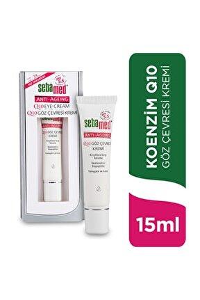 Q10 Anti-ageing Göz Altı Kremi 15 ml