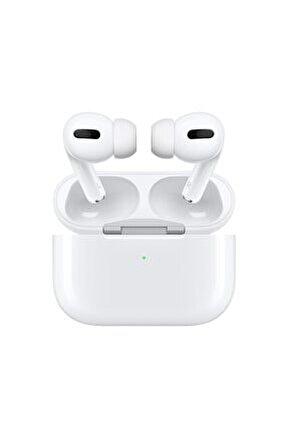 Airpods Pro Bluetooth Kulaklık ve Kablosuz Şarj Kutusu (Apple Türkiye Garantili)