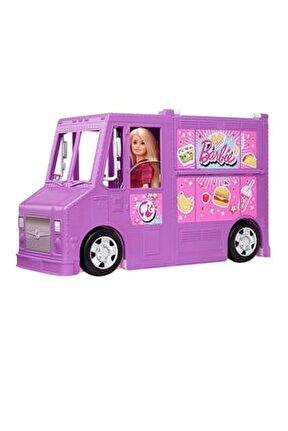 Barbienin Yemek Arabası Oyun Seti Gmw07