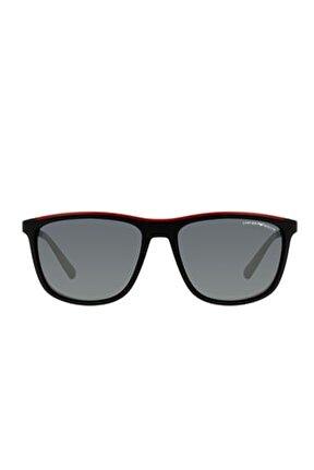Erkek Siyah Güneş Gözlüğü 0Ea4109 50426G 57