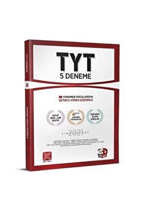 2021 Tyt 5 Deneme Tamamı Video Çözümlü