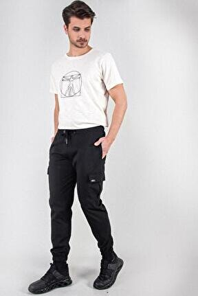 Erkek Kargo Cepli Jogger Pantolon (e21-149541)