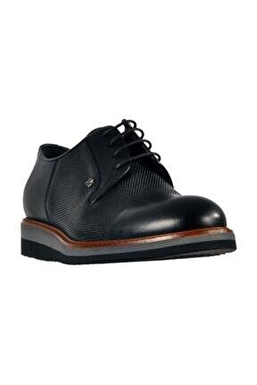 Erkek Siyah Klasik Ayakkabı 3052