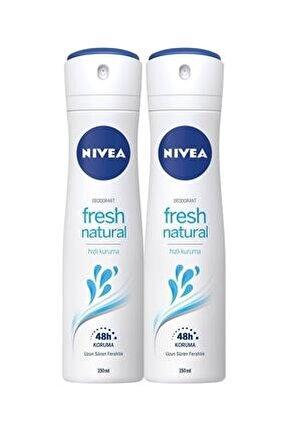 Fresh Kadın Deodorant 150 ml X 2