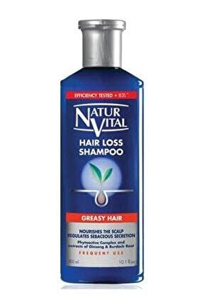 Hair Loss Yağlı Saçlar Için Şampuan 300 ml