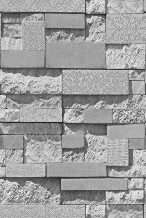 Taş Desen Duvar Kağıdı (5 M²) 9200