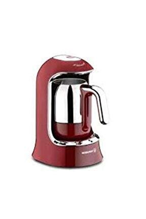 A860-03 Kahvekolik Kırmızı Kahve Makinesi
