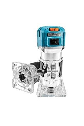 Ibeltech Jl3709a Bakır Sargılı Freze Makinesi 6/8 mm 600 Watt