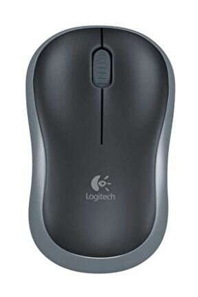 910-002235 M185 Gri Kablosuz Mouse Optik 1000 Dpı Buton