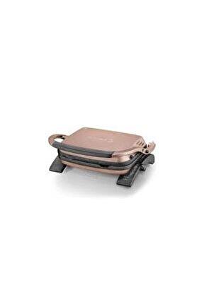 Tostkolik Granit Tost Makinesi Rose Gold A329-20