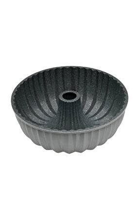Griss Hardstone Gri 24 cm Döküm Kek Kalıbı