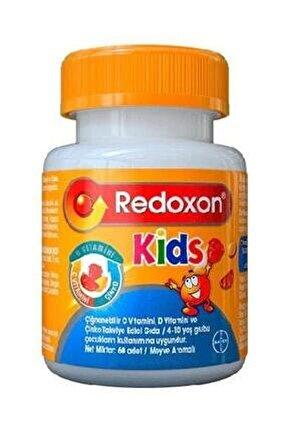 Kids 60 Çiğneme Tableti