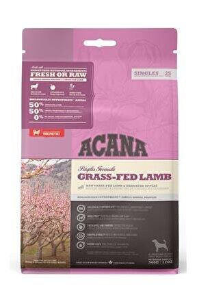 Singles - Grass-fed Lamb Köpek Maması 340gr