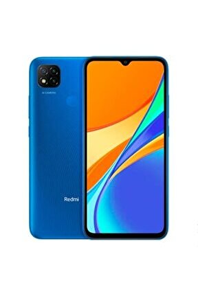 Redmi 9c 64gb Dual Twilight Blue