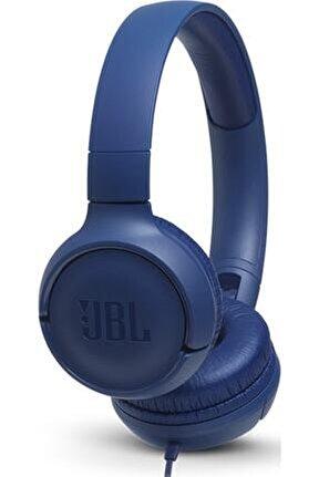 T500BLU Kulak Üstü Kulaklık - Blue