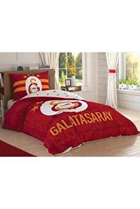 Tek Kişilik Lisanslı Nevresim Takımı Galatasaray Sportif