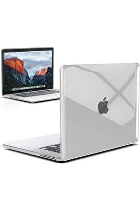 "Apple 13"" Macbook Air A1466 A1369 Şeffaf Kılıf Koruyucu Kapak Cma-133t"