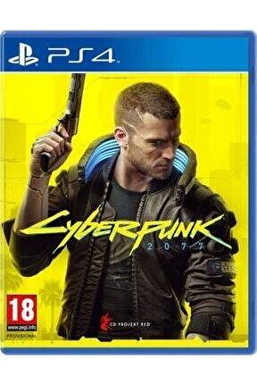 Cyberpunk 2077 Ps4 Oyun