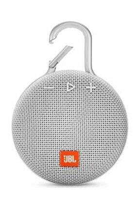 Clip 3 Ipx7 Su Geçirmez Taşınabilir Bluetooth Hoparlör Beyaz
