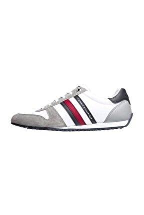 Erkek Essential Nylon Runner Sneaker
