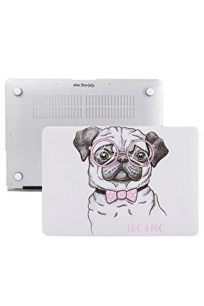 Macbook Air Kılıf 13inc Hardcase A1369 A1466 Uyumlu Koruyucu Kılıf Dog02 1546