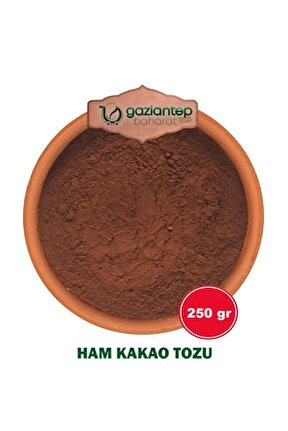 Doğal Kakao Tozu Ham Kakao 250 gr