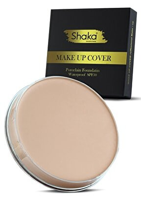 Shk01 212 Yoğun Kapatıcı Make Up Cover Porselen Fondöten Pata Krem