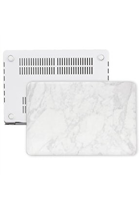 Macbook Pro Kılıf 13inc Hardcase A1706 A1708 A1989 A2159 A2251 A2289 A2338 Kılıf Mermer 922