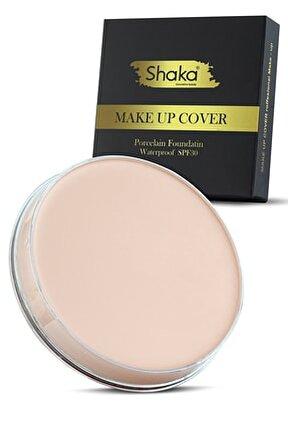 Shk01 209 Yoğun Kapatıcı Make Up Cover Porselen Fondöten Pata Krem