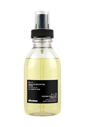 Oı Oil - Tüm Saç Tipleri Için Saç Bakım Yağı 135 ml 8004608247593