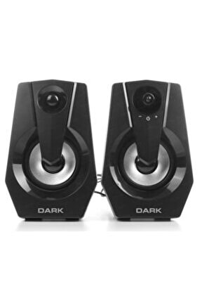 Sp110 1+1 Multimedia Usb Speaker