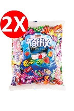 Toffix Mix Şeker 300 Gr. 2 Li Paket