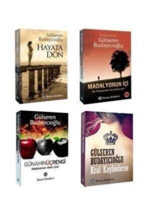 Gülseren Budayıcıoğlu 4 Kitap Set