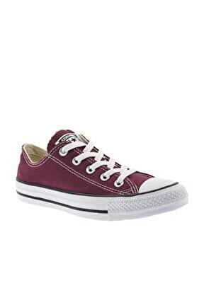 CHUCK TAYLOR ALL STAR Bordo Erkek Sneaker Ayakkabı 101013043
