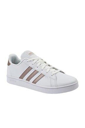 Grand Court Beyaz Kadın Sneaker Ayakkabı