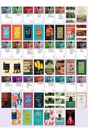 Türk Klasikleri Miras Serisi 54 Kitap Set